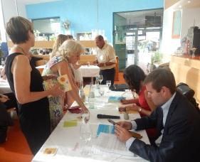 Presentación libros Cristina Jimena_Stuttgart_9